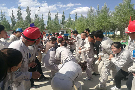 万博manbetx官网手机登录召开夏季职工运动会
